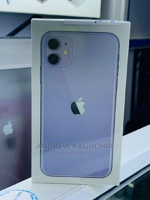 New Apple iPhone 11 128 GB Purple   Mobile Phones for sale in Nairobi, Nairobi Central
