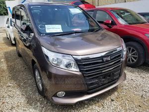 Toyota Noah 2015 2.0 AWD (8 Seater) Brown | Cars for sale in Mombasa, Mombasa CBD