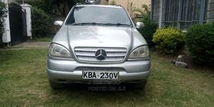 Mercedes-Benz M Class 2000 ML 320 Silver   Cars for sale in Nairobi, Lavington