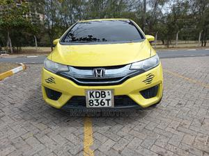 Honda Fit 2013 Yellow | Cars for sale in Mombasa, Mombasa CBD