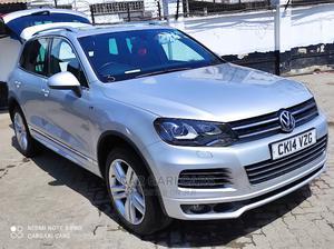 Volkswagen Touareg 2015 Silver | Cars for sale in Mombasa, Mombasa CBD