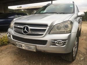 Mercedes-Benz GL Class 2008 GL 320 CDI Silver | Cars for sale in Nairobi, Karen
