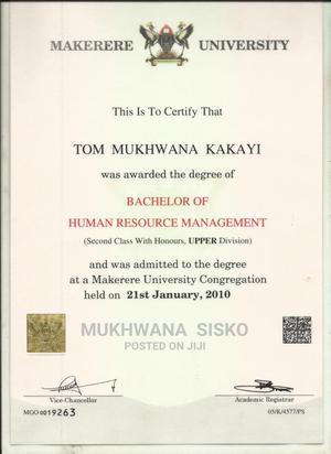 Office Administrator | Office CVs for sale in Nairobi, Embakasi