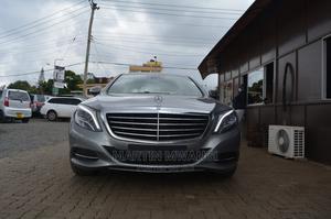 Mercedes-Benz S Class 2014 S 400 Hybrid L (V222) Gray | Cars for sale in Nairobi, Nairobi Central