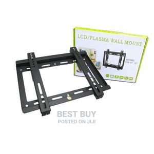 """Durable 14""""-42"""" TV Flat Panel Wall Bracket Holder 