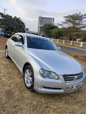 Toyota Mark X 2007 2.5 RWD Silver   Cars for sale in Nairobi, Nairobi Central