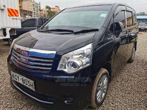 Toyota Noah 2013 2.0 143hp AWD (8 Seater) Black   Cars for sale in Nairobi, Runda