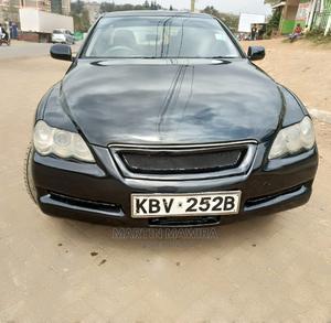 Toyota Mark X 2006 Black | Cars for sale in Nairobi, Karen