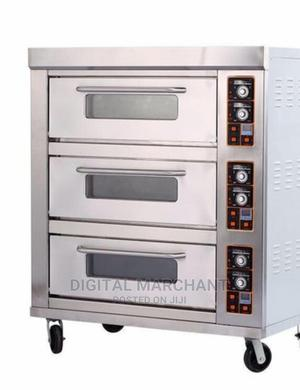 Commercial Ovens 3 Deck 6 Trays | Industrial Ovens for sale in Nairobi, Nairobi Central