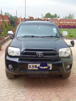 Toyota Hilux Surf 2007 2.7 SSR Black | Cars for sale in Uasin Gishu, Eldoret CBD