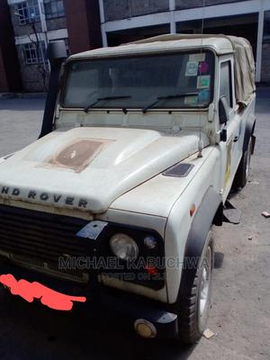 Land Rover Defender 2009 Gray   Cars for sale in Nairobi, Embakasi