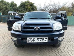 Toyota Hilux Surf 2003 2.7 SSR Blue | Cars for sale in Nairobi, Kilimani
