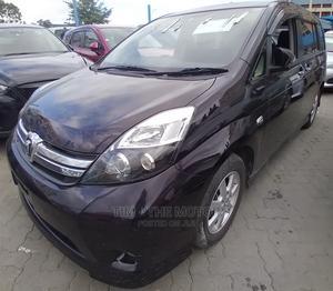 Toyota ISIS 2015 Purple   Cars for sale in Mombasa, Mombasa CBD