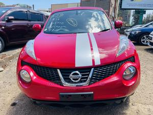 Nissan Juke 2014 Red   Cars for sale in Nairobi, Kilimani