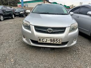 Toyota Fielder 2010 Silver | Cars for sale in Nairobi, Parklands/Highridge