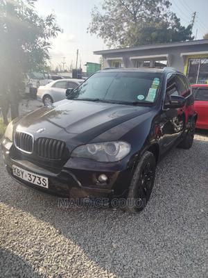 BMW X5 2007 Black | Cars for sale in Mombasa, Makadara (Msa)