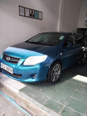 Toyota Fielder 2008 Blue | Cars for sale in Mombasa, Makadara (Msa)