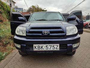 Toyota Hilux Surf 2003 Blue | Cars for sale in Nairobi, Kilimani