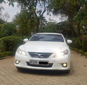 Toyota Mark X 2009 2.5 RWD White   Cars for sale in Nairobi, Langata