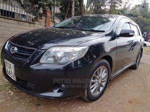 Toyota Fielder 2010 Black | Cars for sale in Nairobi, Nairobi Central