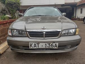 Nissan Sunny 1998 B14 Sedan 1.5 Gray   Cars for sale in Nairobi, Kilimani