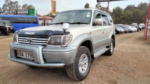 Toyota Land Cruiser Prado 2001 3.0 D-4d 5dr Silver   Cars for sale in Nairobi, Ridgeways