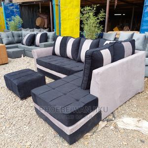 Modern L Shape Sofa | Furniture for sale in Nairobi, Kahawa