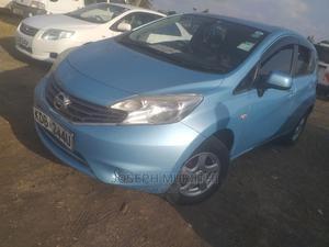Nissan Note 2013 Blue   Cars for sale in Kirinyaga, Kerugoya