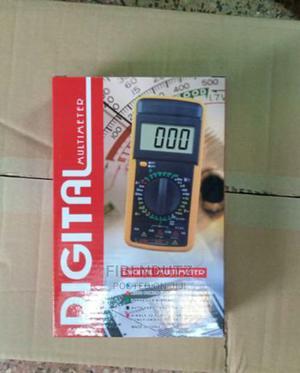 Digital Multimeters | Measuring & Layout Tools for sale in Nairobi, Nairobi Central