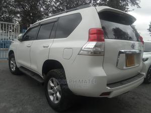 Toyota Land Cruiser Prado 2012 White   Cars for sale in Nairobi, Nairobi Central