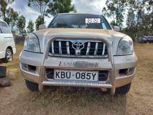 Toyota Land Cruiser Prado 2006 Gold   Cars for sale in Nairobi, Nairobi Central