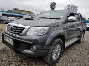 Toyota Hilux 2013 Gray | Cars for sale in Nairobi, Nairobi Central
