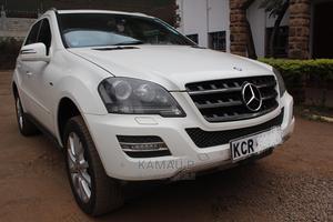 Mercedes-Benz M Class 2011 ML 350 4Matic White   Cars for sale in Nairobi, Kilimani