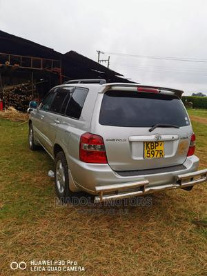 Toyota Kluger 2004 Silver   Cars for sale in Mombasa, Kisauni