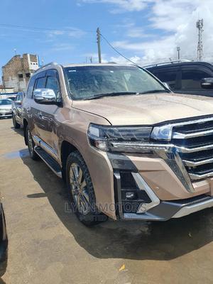 Toyota Land Cruiser Prado 2016 Gold   Cars for sale in Mombasa, Mombasa CBD