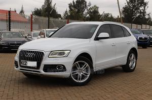 Audi Q5 2013 2.0T Premium AWD Quattro White   Cars for sale in Nairobi, Ridgeways