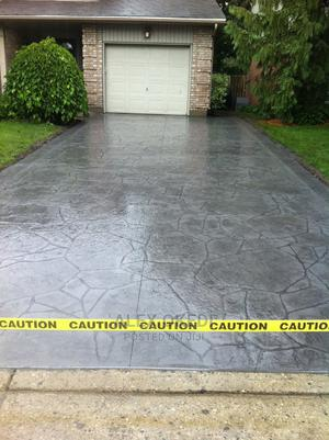 Concrete Decorative Flooring That Wow!   Building & Trades Services for sale in Nairobi, Industrial Area Nairobi