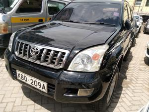 Toyota Land Cruiser Prado 2005 Black   Cars for sale in Mombasa, Mombasa CBD
