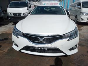 Toyota Mark X 2015 2.5 AWD White   Cars for sale in Mombasa, Mombasa CBD