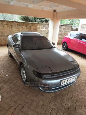 Toyota Celica 1990 Gray   Cars for sale in Nairobi, Nairobi Central