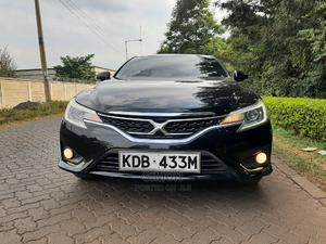Toyota Mark X 2013 2.5 RWD Black | Cars for sale in Nairobi, Donholm