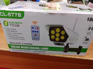 Solar Monitoring Lamp . With Motion Sensor | Solar Energy for sale in Nairobi, Nairobi Central