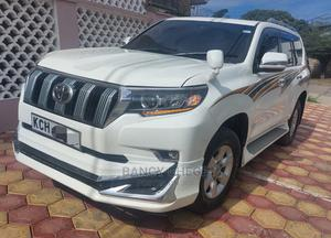 Toyota Land Cruiser Prado 2013 2.7 I White   Cars for sale in Mombasa, Mombasa CBD