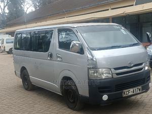 Toyota Hiace Van Manual Diesel Buy and Drive | Buses & Microbuses for sale in Nairobi, Ridgeways