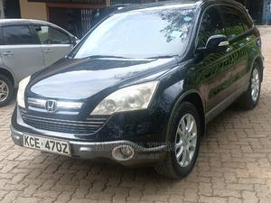 Honda CR-V 2009 EX 4WD Automatic Black | Cars for sale in Nairobi, Ridgeways