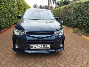 Mitsubishi Outlander 2012 Blue   Cars for sale in Nairobi, Ridgeways
