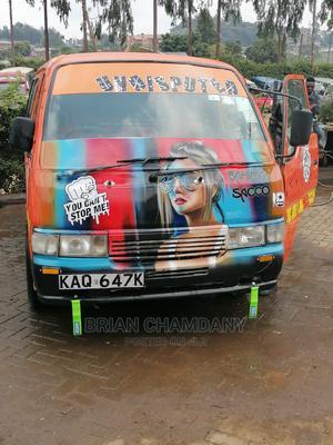 Nissan Caravan (Urvan) 2003 | Buses & Microbuses for sale in Kiambu, Banana