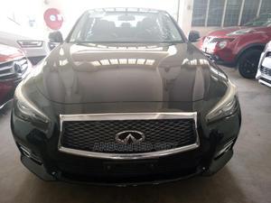 Infiniti Q50 2014 Black | Cars for sale in Mombasa, Mombasa CBD