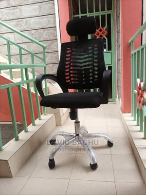 Headrest Office Chair | Furniture for sale in Nairobi, Donholm
