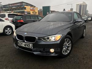 BMW 320i 2013 Gray   Cars for sale in Nairobi, Kilimani